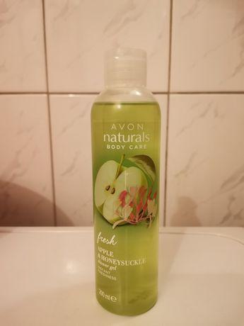 Zel pod prysznic Avon jabłko kwiat wiciokrzewu nowy