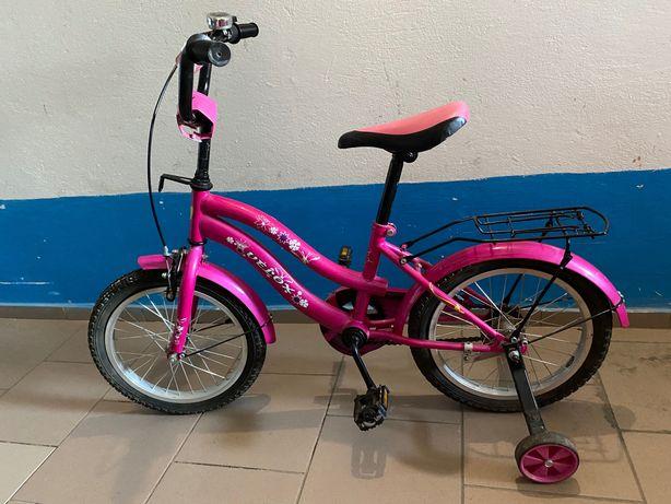 Продам дитячий велосипед Velox, б/у