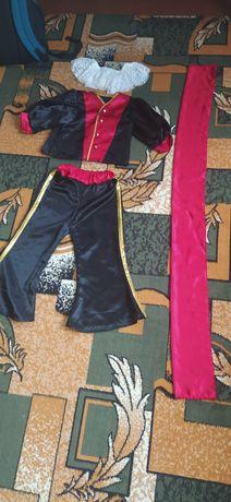 Карнавальный костюм пирата на 6-7лет