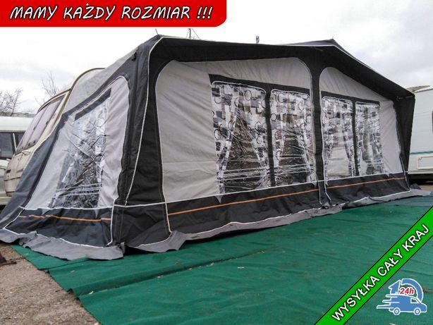 Przedsionek do przyczepy campingowej 975cm-1000cm rozmiar 14
