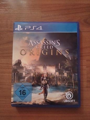 Assassin's origins ps4