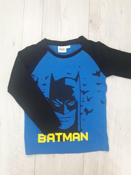 Smyk bluzka rozm. 110 Batman bluza