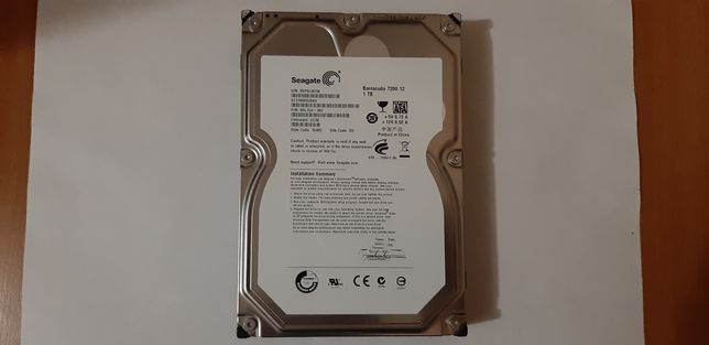 Жесткий диск Seagate 1Tb