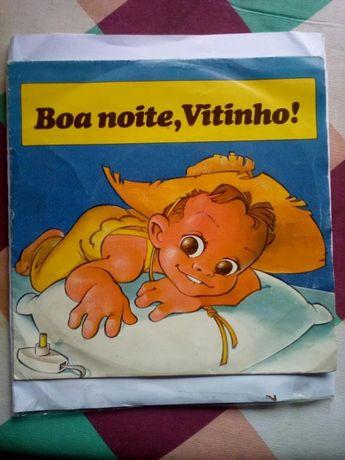 Vinil Boa noite Vitinho (1986)