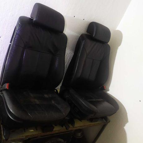 Wnętrze Fotele komforty BMW E38 E39 komfortsitze SPRAWNE 100% komplet