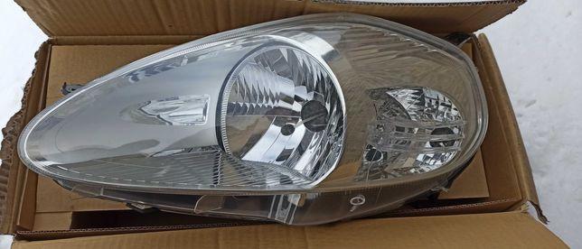 Reflektor Lampa FIAT GRANDE PUNTO 2008- Lewa