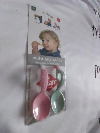 I Can łyżeczki do nauki samodzielnego jedzenia Multi Grip Spoon