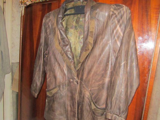 Куртка кожа, женская р. 48-50