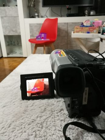 Kamera Samsung VP-L800 Hi8, Video8 100% SPRAWNA!