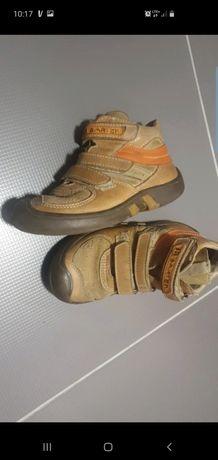 Bartek skórzane wyższe buty na wiosnę 28