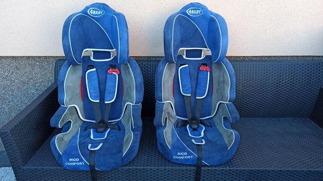 Foteliki samochodowe dziecięce 6-36 kg