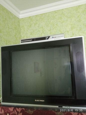 """Продам телевізор """"Електрон""""."""