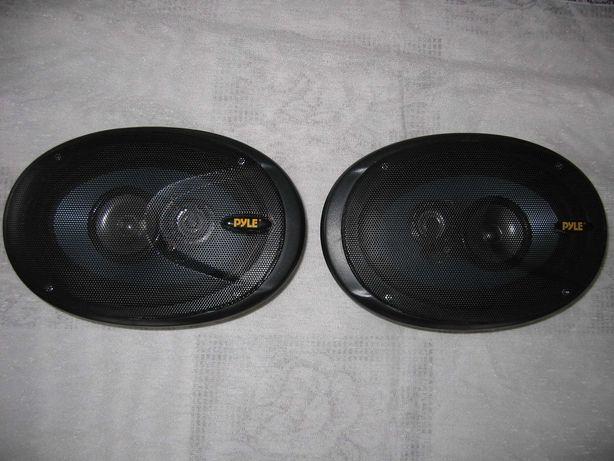 Głośniki samochodowe firmy PYLE 400watt,profesionalne 2 nowe idealne