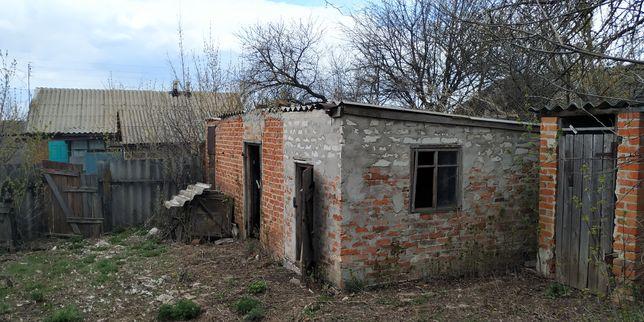 Продам дом под разборку