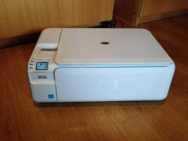 Impressora a Jato HP Photosmart C4480
