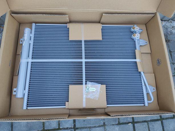 Радиатор основной Volkswagen Passat B7 USA, мотор 2.5