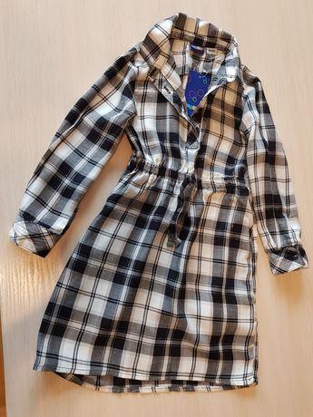Sukienka 98/104 nowa z metka
