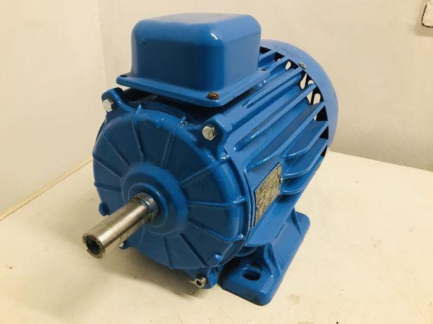 Silnik 1,5 kW trójfazowy JAK NOWY po remoncie 1420 obrotów