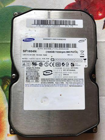 Жесткий диск Samsung 160GB 7200rpm 8MB (SP1654N)