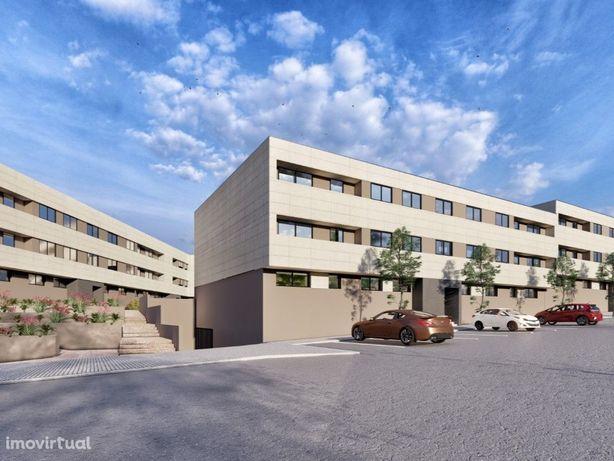 Apartamento T3 Novo com garagem para 2 viaturas em Nine -...