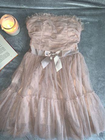 Sukienka xs rózowa