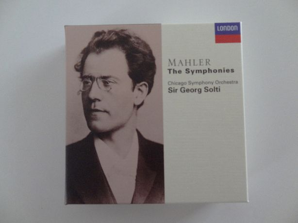 MAHLER, G. – Complete Symphonies Nos 1-9 | Decca – 10 CD's
