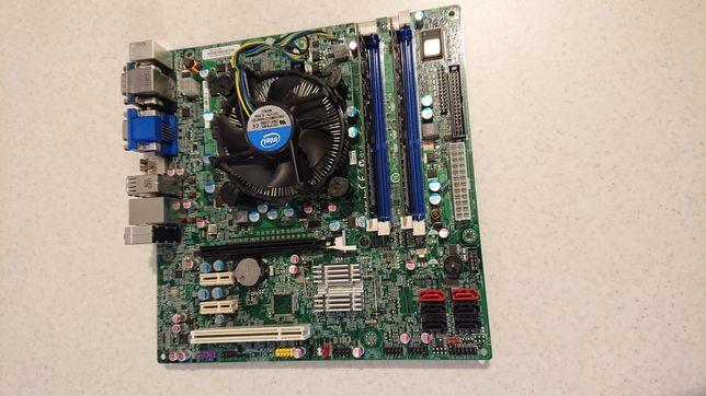 Plyta główna acer + procesor intel 3,4Ghz + 16Gb ram