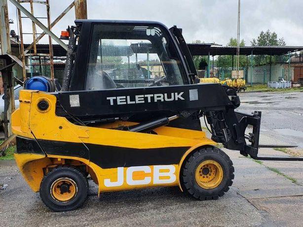 wózek widłowy JCB TLT 30G (gaz)