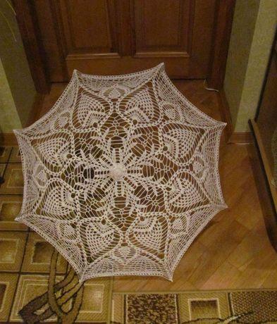 Зонт свадебный парасоля весільна для фотосесии фотосесії