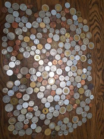 Монеты стран мира 300 штук одним лотом