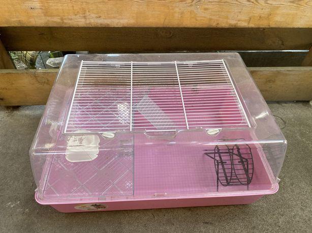 Duża klatka Ferplast dla gryzonia:chomika,myszy