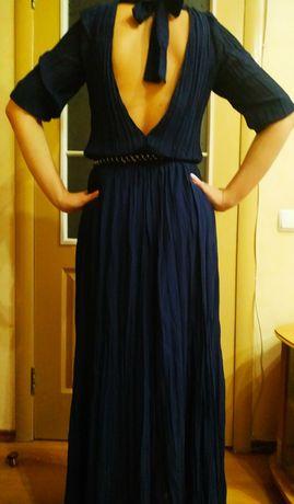 Платье женское, длинное
