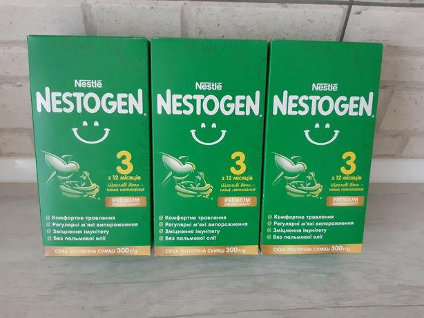 Nestogen 3 Нестожен 3 суміш молочна смесь