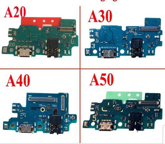 Conector carga samsung a20 a30 a40 a50 a70
