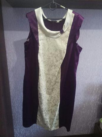 Платье, пиджак, большого размера, б/у