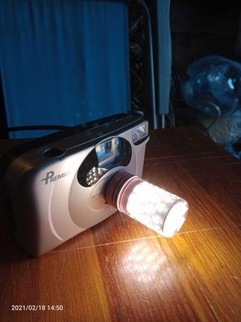 Lampka ze starego aparatu