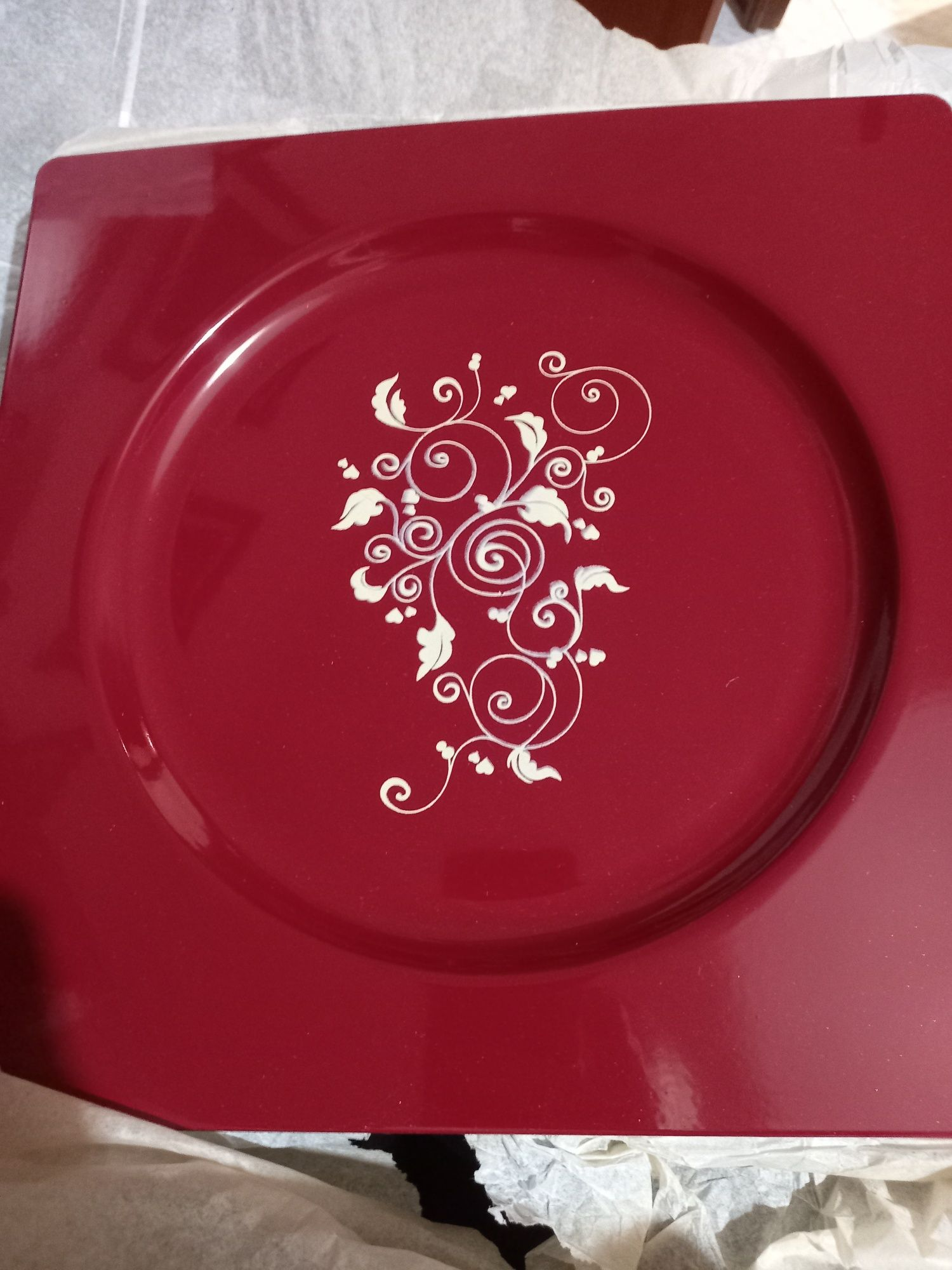 4 marcadores de pratos
