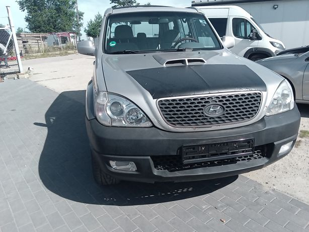 Hyundai Terracan auto na części