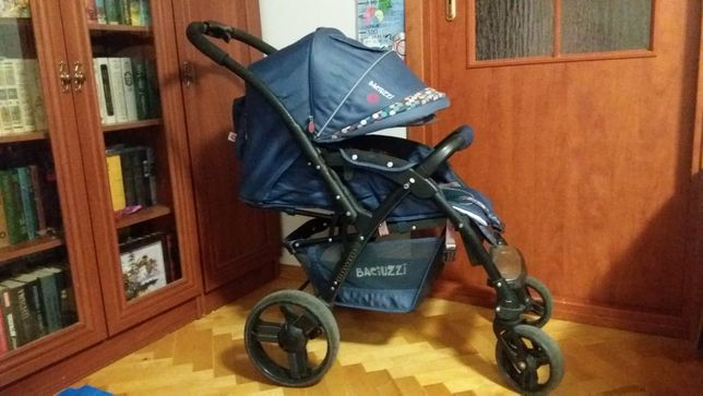 Прогулочная коляска Baciuzzi