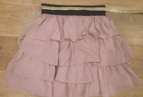 ZARA spódnica z kolekcji BASIC rozm XS