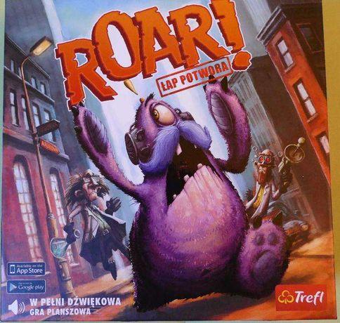 Roar Łap potwora-gra planszowa