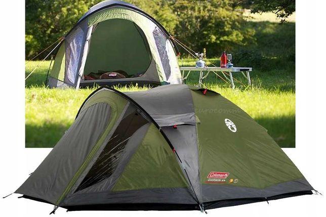Coleman DARWIN 4 Plus Namiot turystyczny 4 osobowy