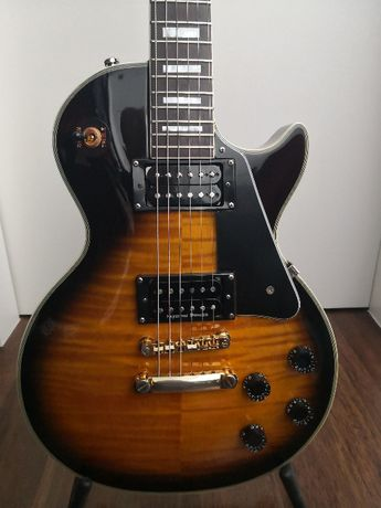 Epiphone Les Paul Custom Plus Vintage Sunburst