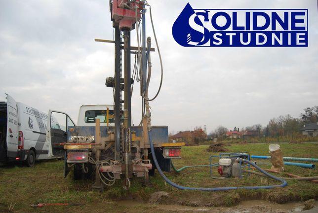 Wiercenie studni, studnie głębinowe, studnie wiercone Łódź Piotrków