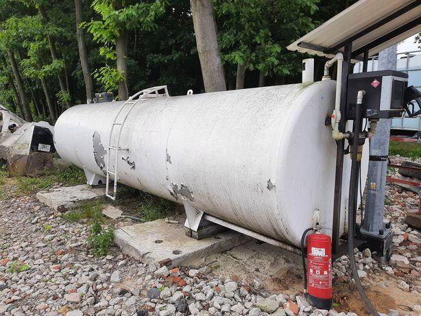 Zbiornik na paliwo 10000l