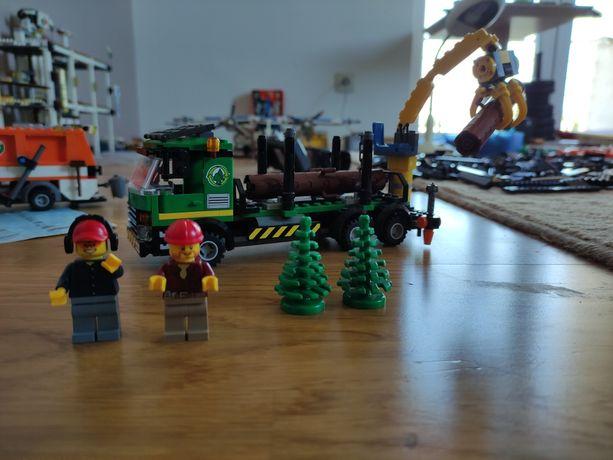 Lego city 60059 JAK NOWE