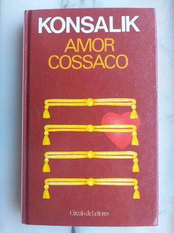 """Livro """"Amor Cossaco"""""""