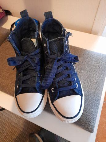 Buty damskie sneakersy 36