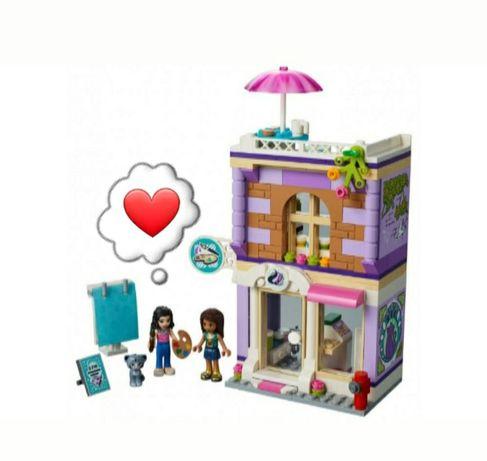 "LEGO Friends 41365 ""Художественная студия Эммы"""
