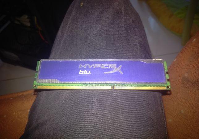 Kingstone hyper blue DDR3 4GB 1333mhz com arrefecimento 25€ negociável